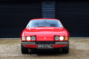 1973 Ferrari 365 Daytona 365 GTB/4 RHD Classiche Certified For Sale
