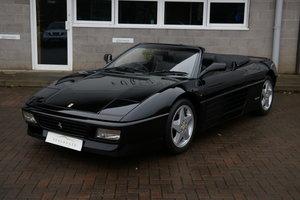 1993 Ferrari 348 Spider - 6,500 Miles! For Sale