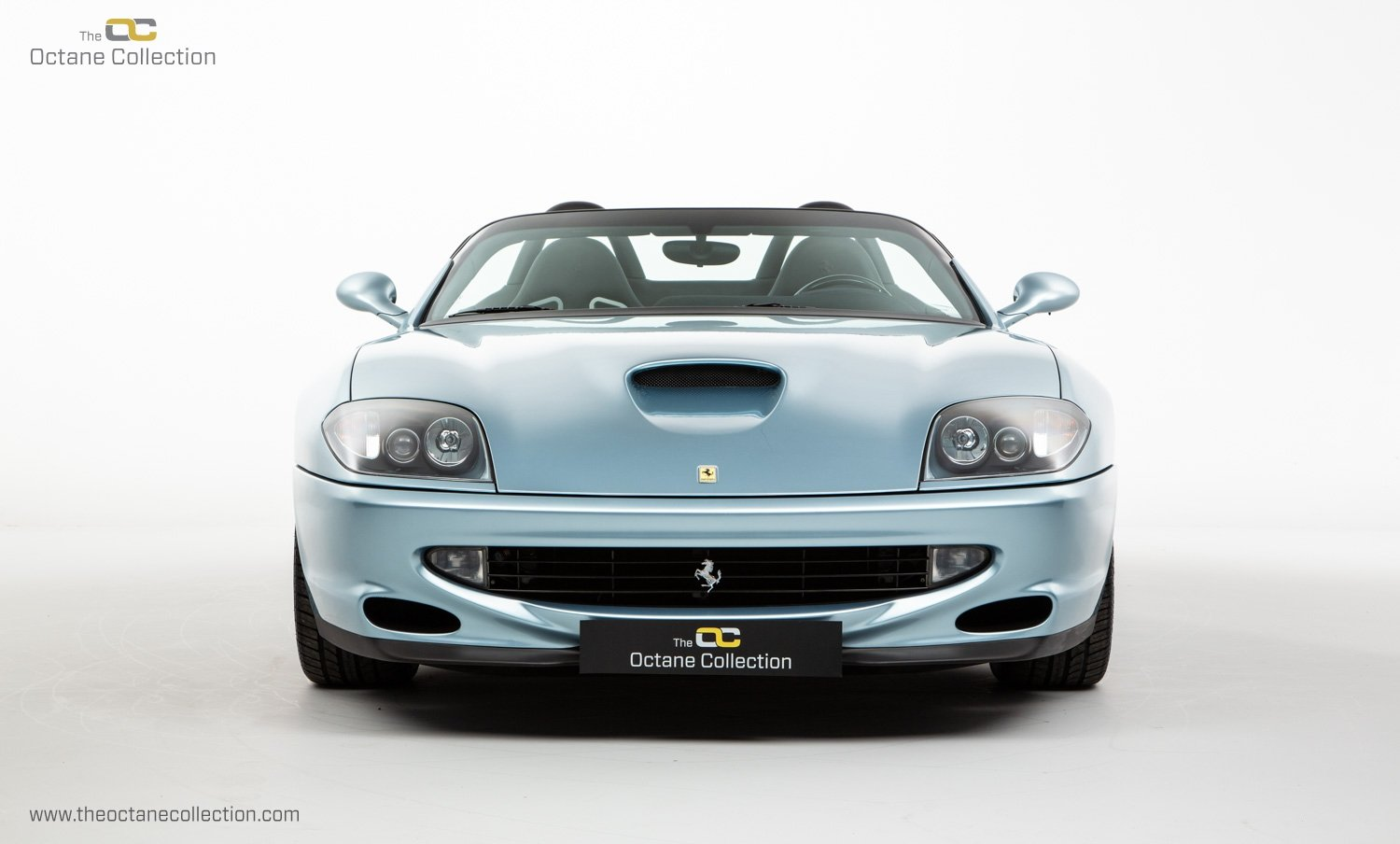 2001 FERRARI 550 BARCHETTA // ONLY 557 MILES // 1 OF 448  For Sale (picture 2 of 24)
