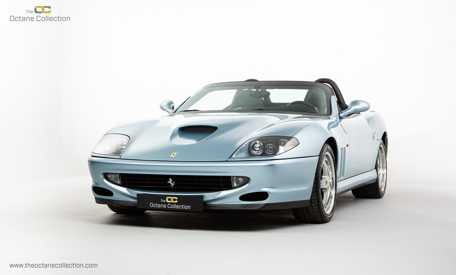 2001 FERRARI 550 BARCHETTA // ONLY 557 MILES // 1 OF 448  For Sale (picture 5 of 24)