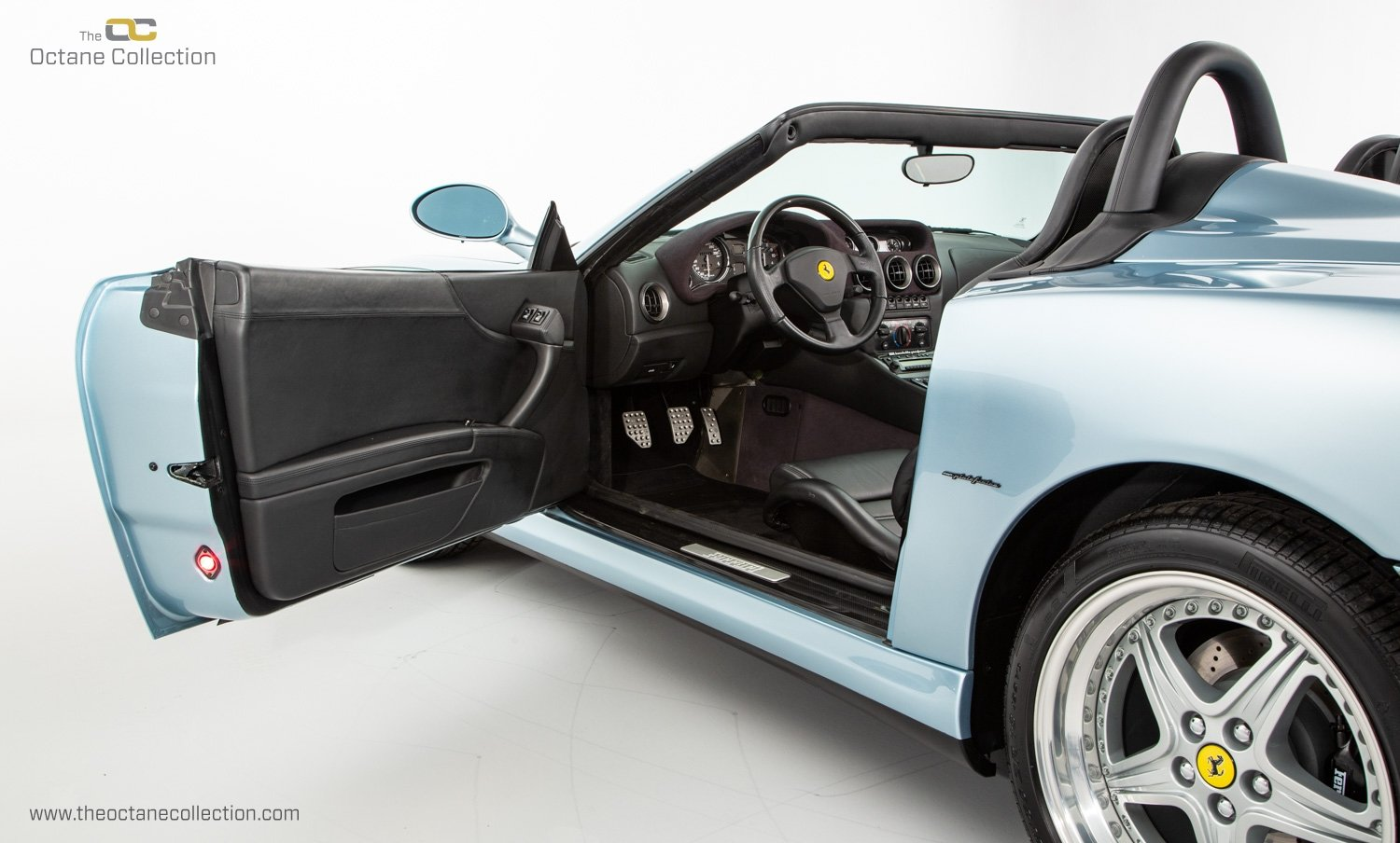2001 FERRARI 550 BARCHETTA // ONLY 557 MILES // 1 OF 448  For Sale (picture 13 of 24)