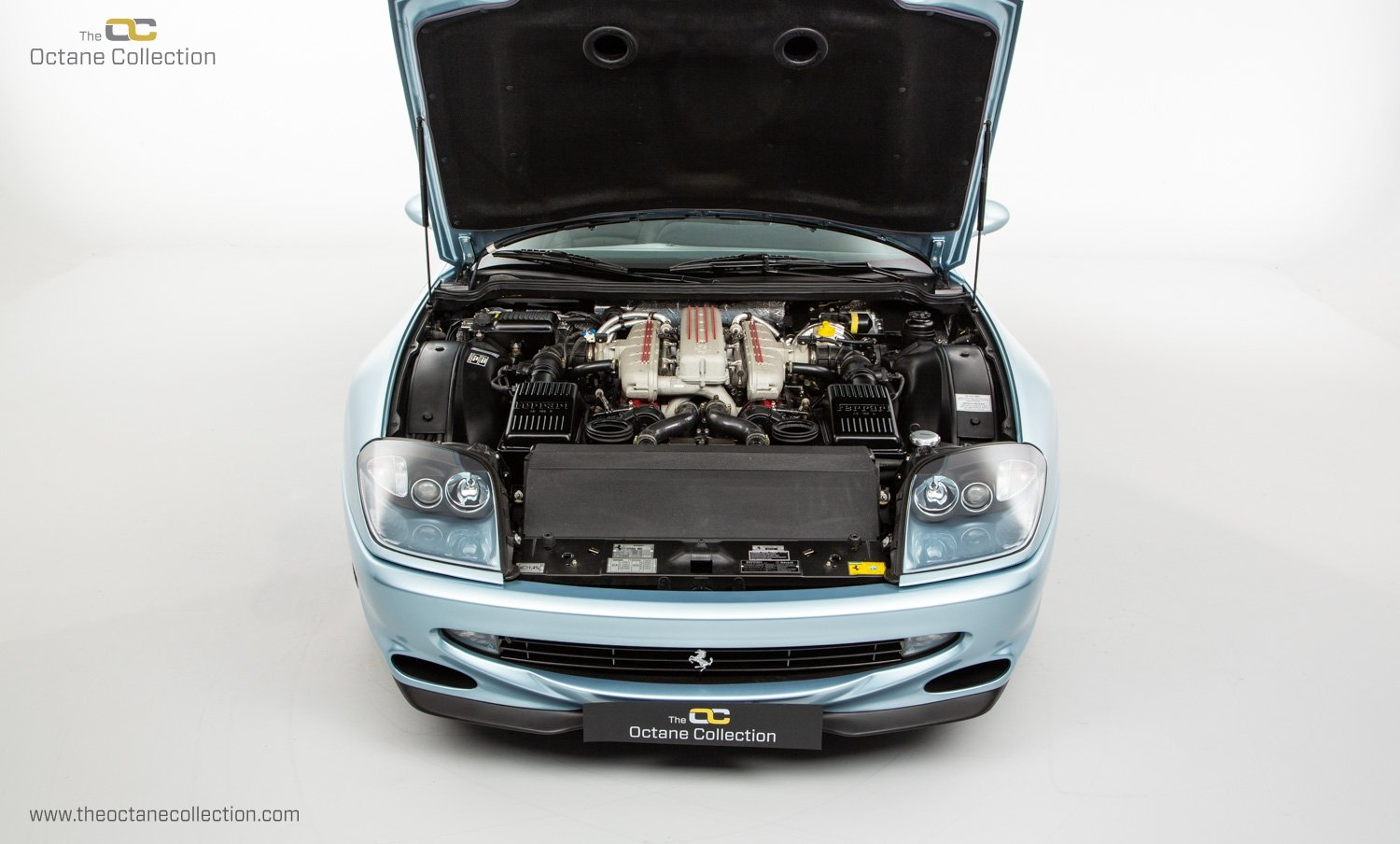 2001 FERRARI 550 BARCHETTA // ONLY 557 MILES // 1 OF 448  For Sale (picture 19 of 24)