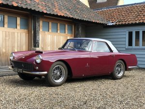1959 Ferrari 250 PF Coupe Series I