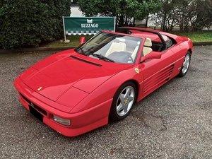 Ferrari - 348 TS (F119AS) - 1992