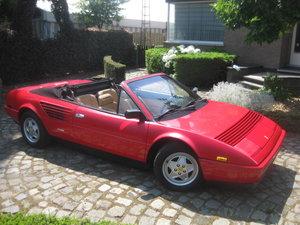 Ferrari Mondial 3.2 Cabriolet 2+2 Oldtimer1986 'Summerprice! For Sale