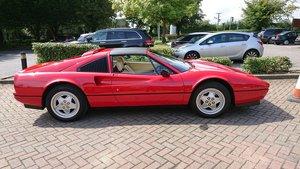 1989 Ferrari 328 gts – uk - rhd