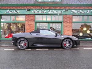 2006 Ferrari F430 Spider F1 For Sale