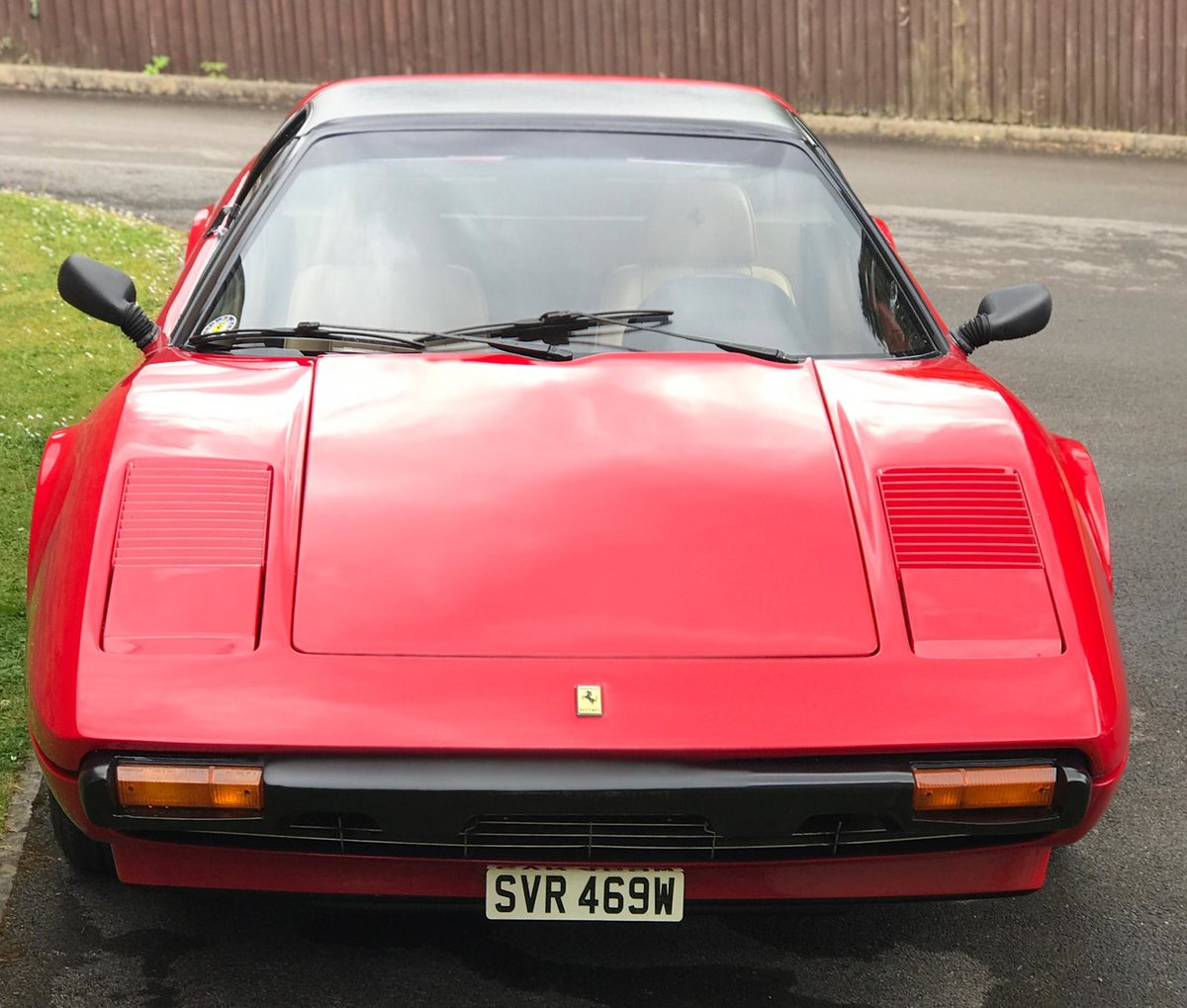1981 Ferrari 308 Gts For Sale