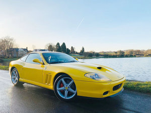 2003 Ferrari 575M Fiorano Edition 17 Jan 2020