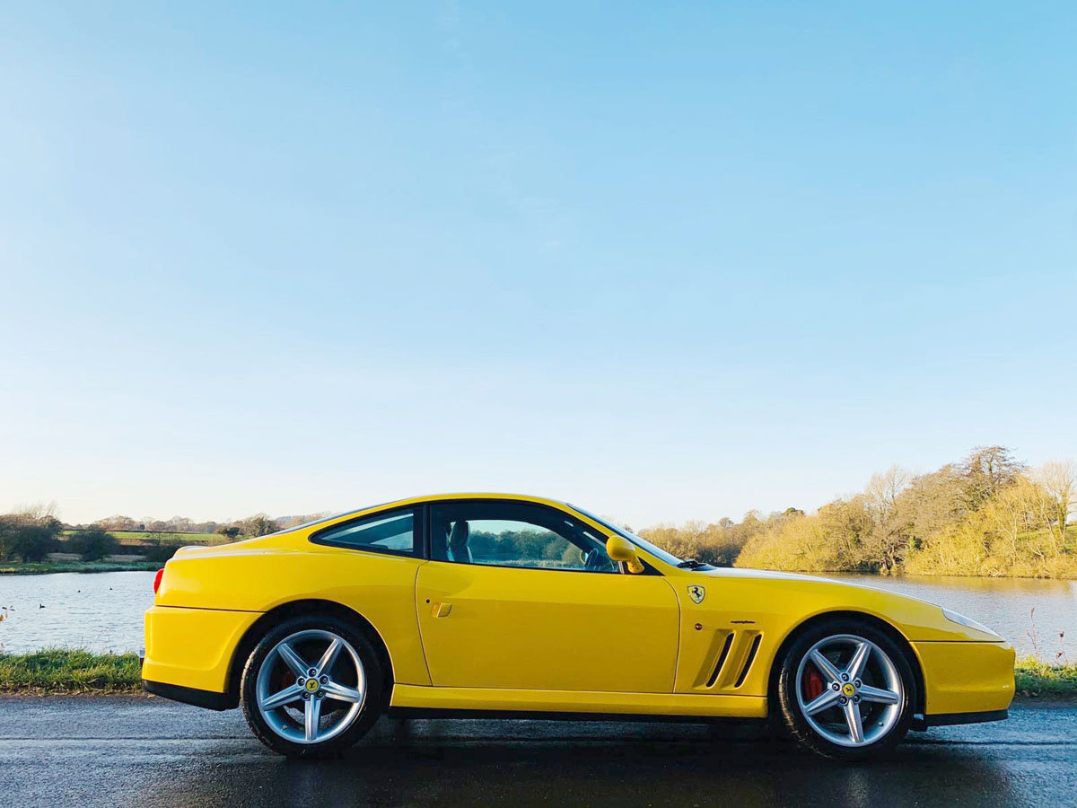 2003 Ferrari 575M Fiorano Edition 17 Jan 2020 For Sale by Auction (picture 4 of 5)