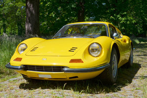 """1970 Ferrari 246 GT """"Dino"""" 17 Jan 2020 For Sale by Auction"""