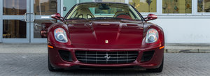 2009 LHD Ferrari 599 For Sale