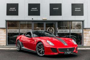 2010 60 Ferrari 599GTO - Ferrari Classiche Certified - LHD