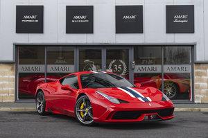 Picture of 2014  14 Ferrari 458 Speciale