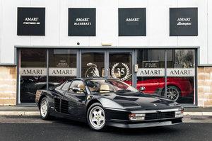1989 Ferrari Testarossa 4.9 Coupe
