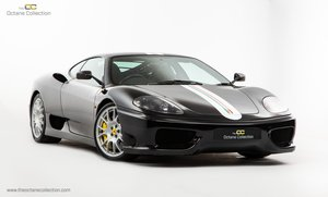 Picture of 2004 FERRARI 360 CHALLENGE STRADALE // UK RHD // NERO DAYTONA //  SOLD