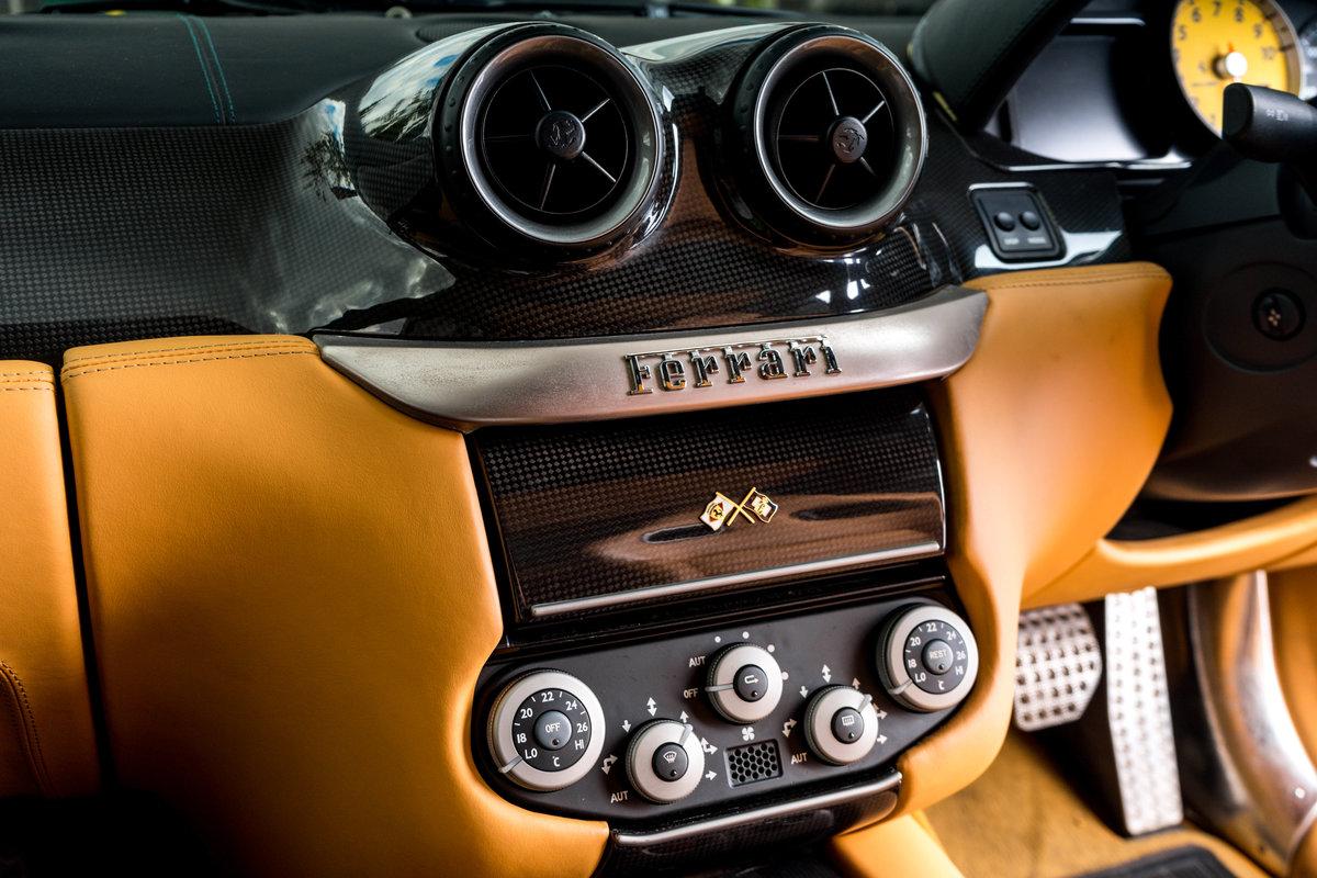 Ferrari 599 GTB Fiorano F1 2007/07 For Sale (picture 5 of 6)