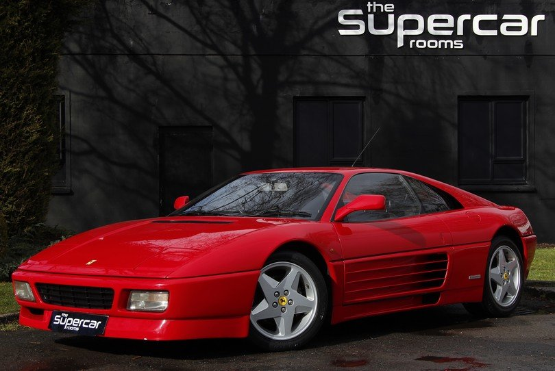 Ferrari 348 TB - RHD - 1993 - 64K Miles For Sale (picture 1 of 6)