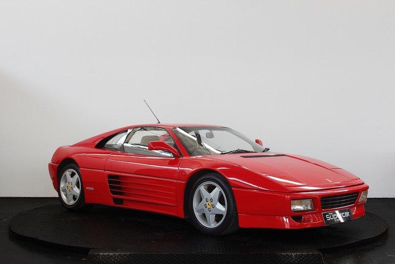 Ferrari 348 TB - RHD - 1993 - 64K Miles For Sale (picture 2 of 6)