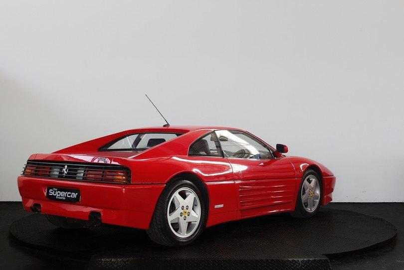 Ferrari 348 TB - RHD - 1993 - 64K Miles For Sale (picture 3 of 6)