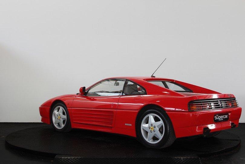 Ferrari 348 TB - RHD - 1993 - 64K Miles For Sale (picture 4 of 6)