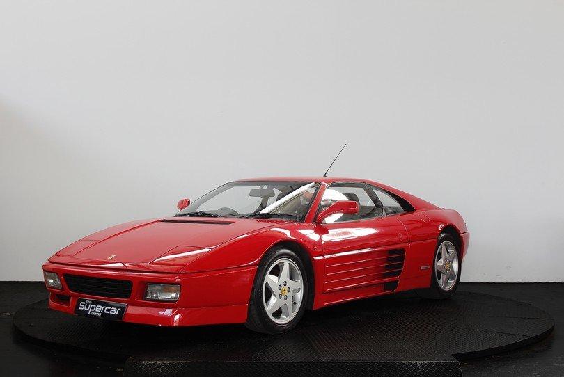 Ferrari 348 TB - RHD - 1993 - 64K Miles For Sale (picture 5 of 6)