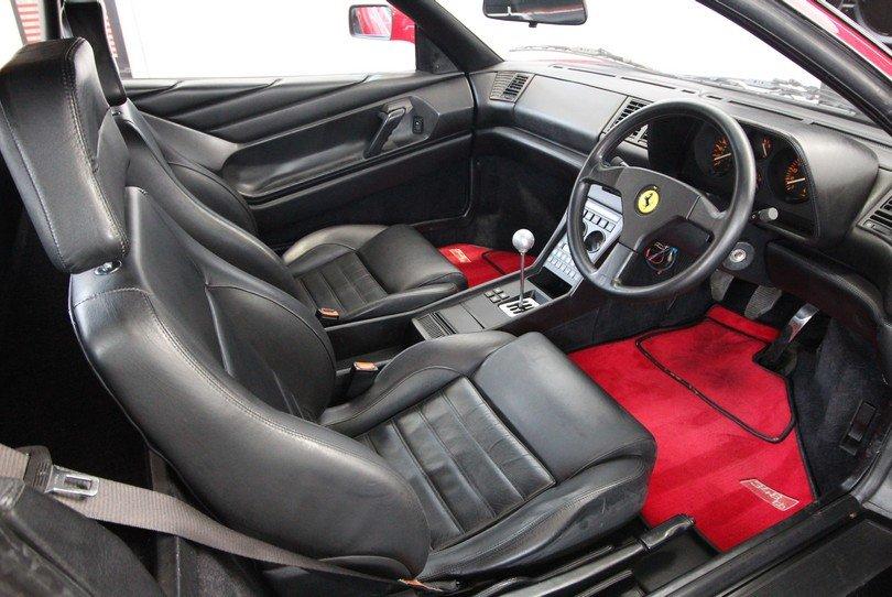 Ferrari 348 TB - RHD - 1993 - 64K Miles For Sale (picture 6 of 6)