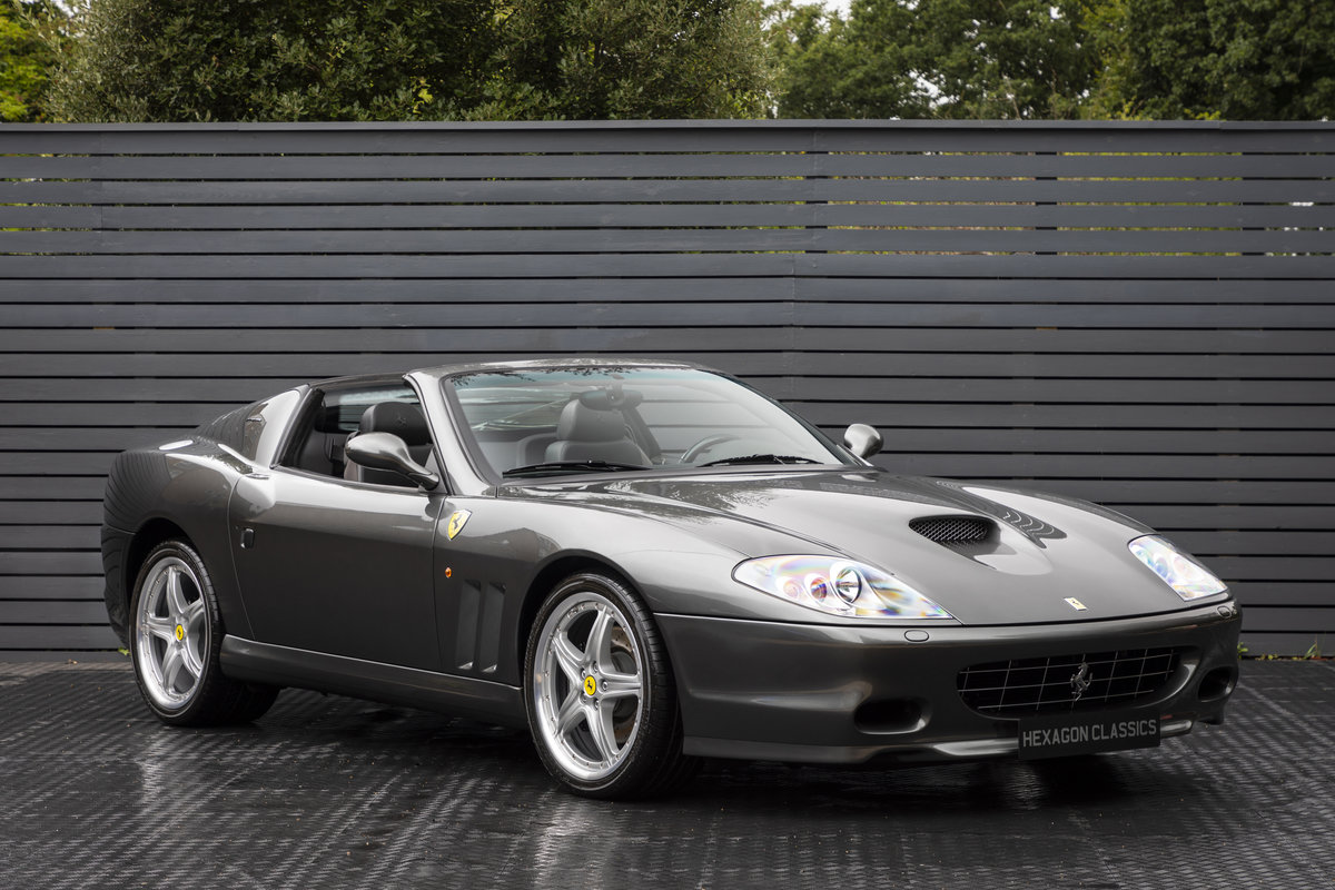 2005 FERRARI 575M ONLY 4100  MILES For Sale (picture 1 of 24)
