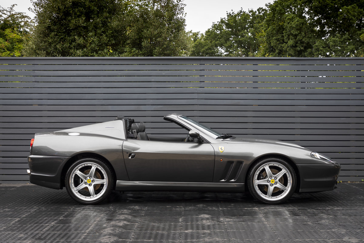 2005 FERRARI 575M ONLY 4100  MILES For Sale (picture 4 of 24)