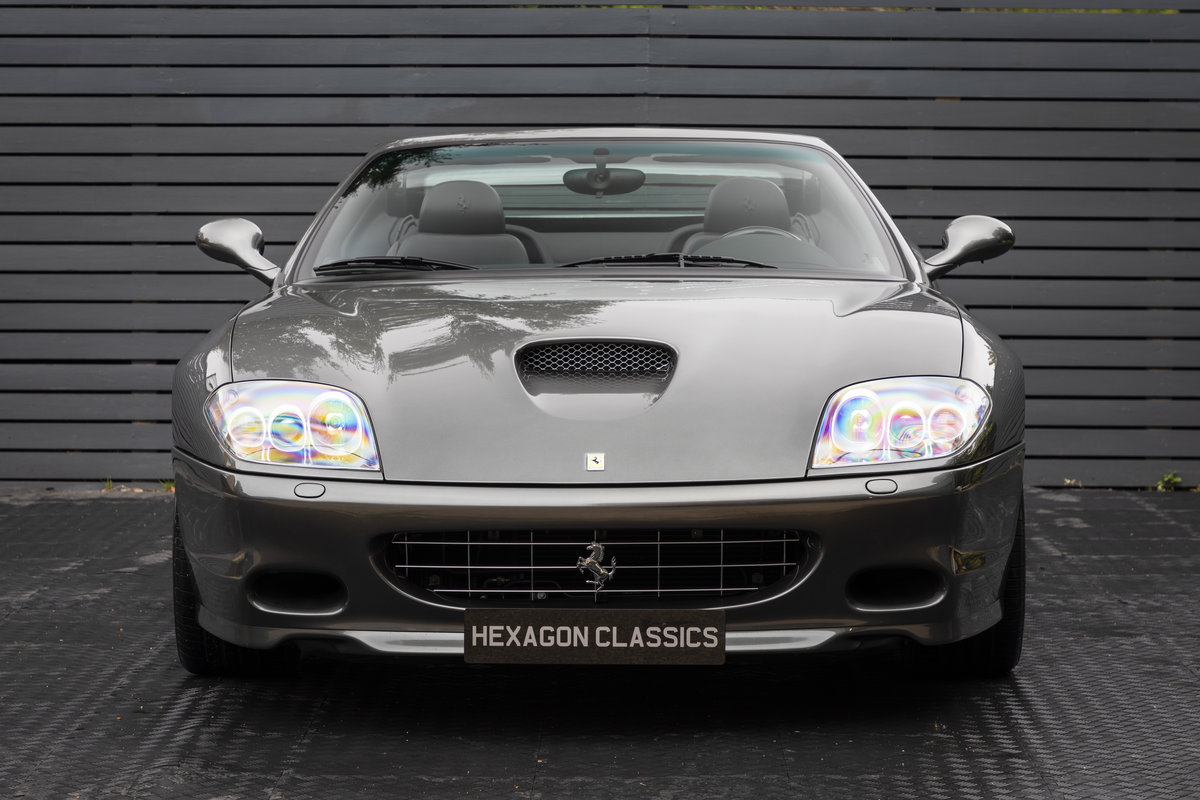 2005 FERRARI 575M ONLY 4100  MILES For Sale (picture 5 of 24)