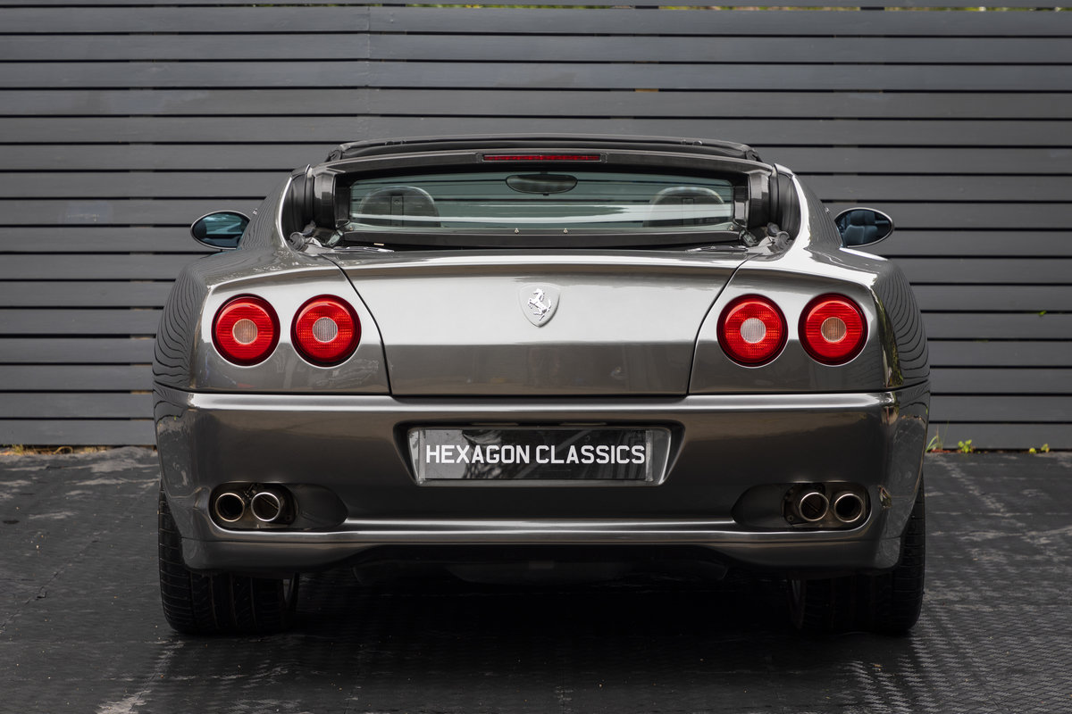2005 FERRARI 575M ONLY 4100  MILES For Sale (picture 6 of 24)