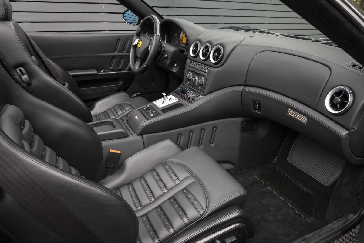 2005 FERRARI 575M ONLY 4100  MILES For Sale (picture 7 of 24)