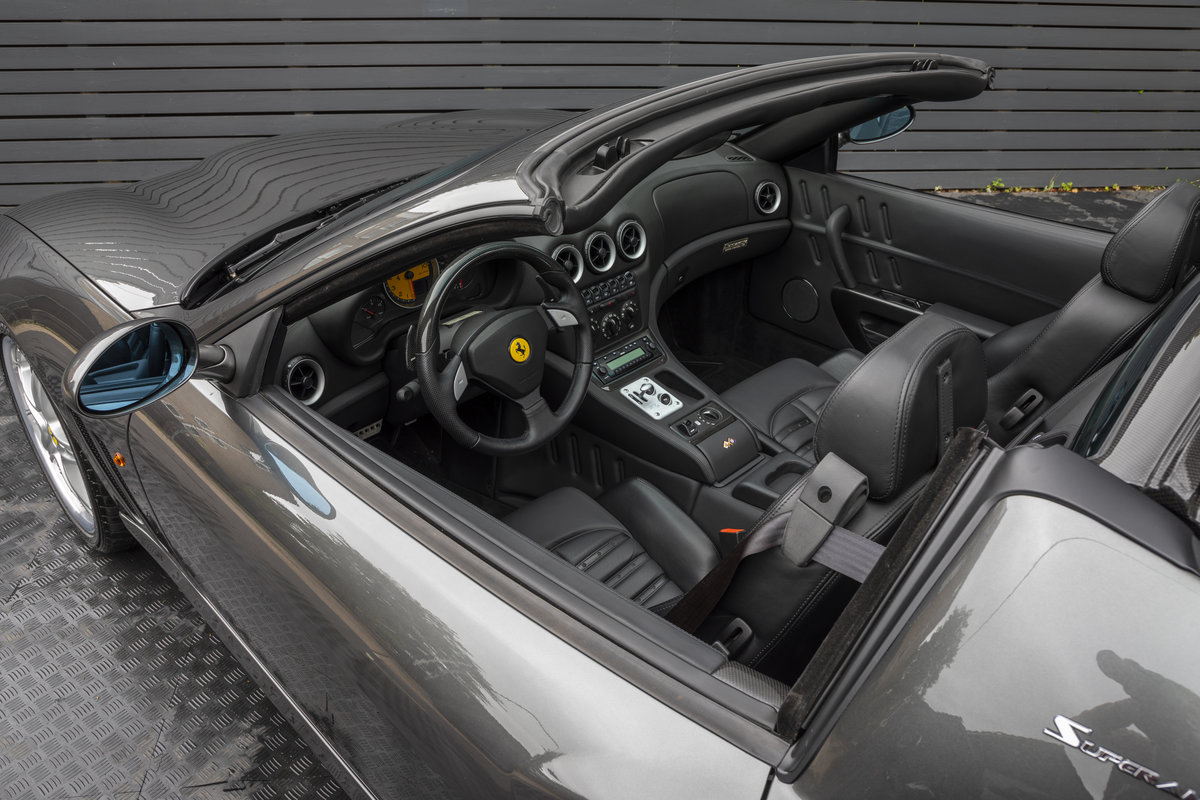 2005 FERRARI 575M ONLY 4100  MILES For Sale (picture 8 of 24)
