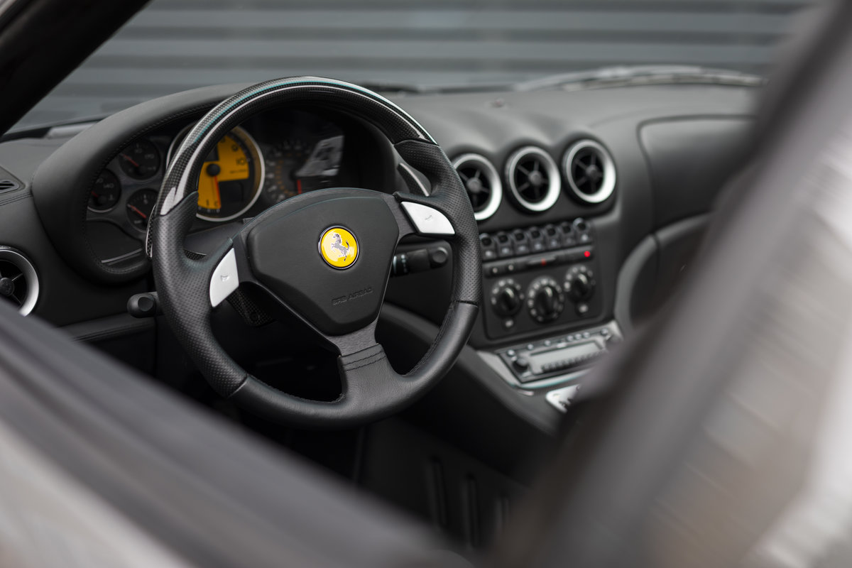 2005 FERRARI 575M ONLY 4100  MILES For Sale (picture 10 of 24)