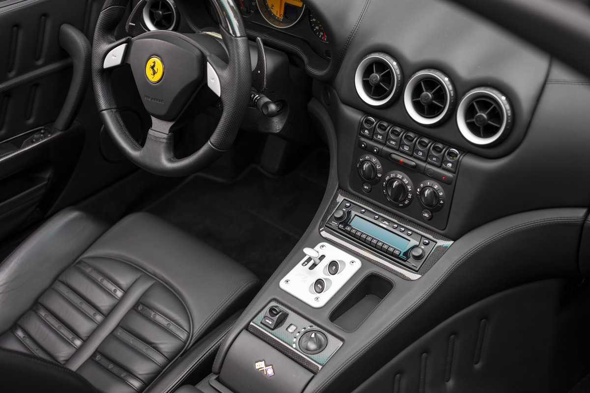 2005 FERRARI 575M ONLY 4100  MILES For Sale (picture 11 of 24)