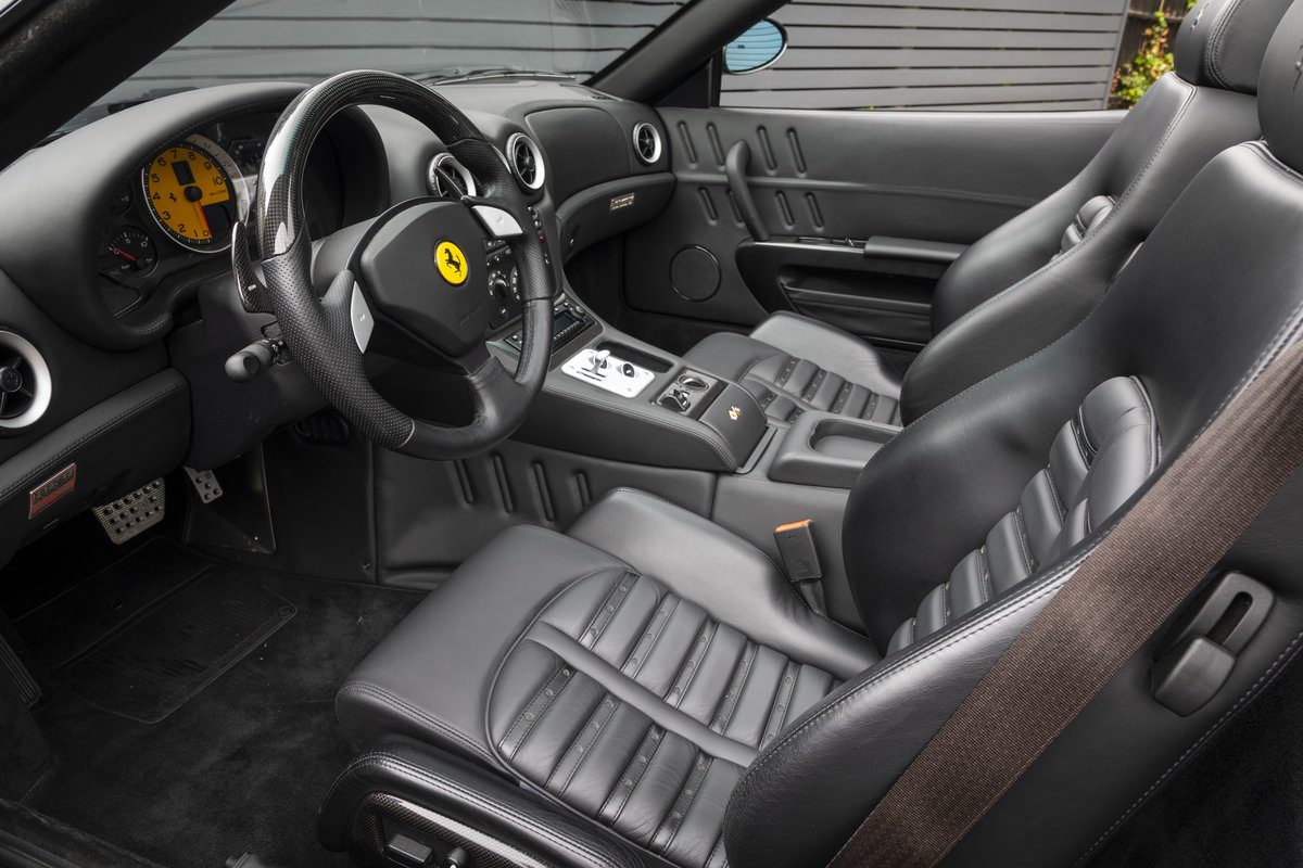 2005 FERRARI 575M ONLY 4100  MILES For Sale (picture 12 of 24)