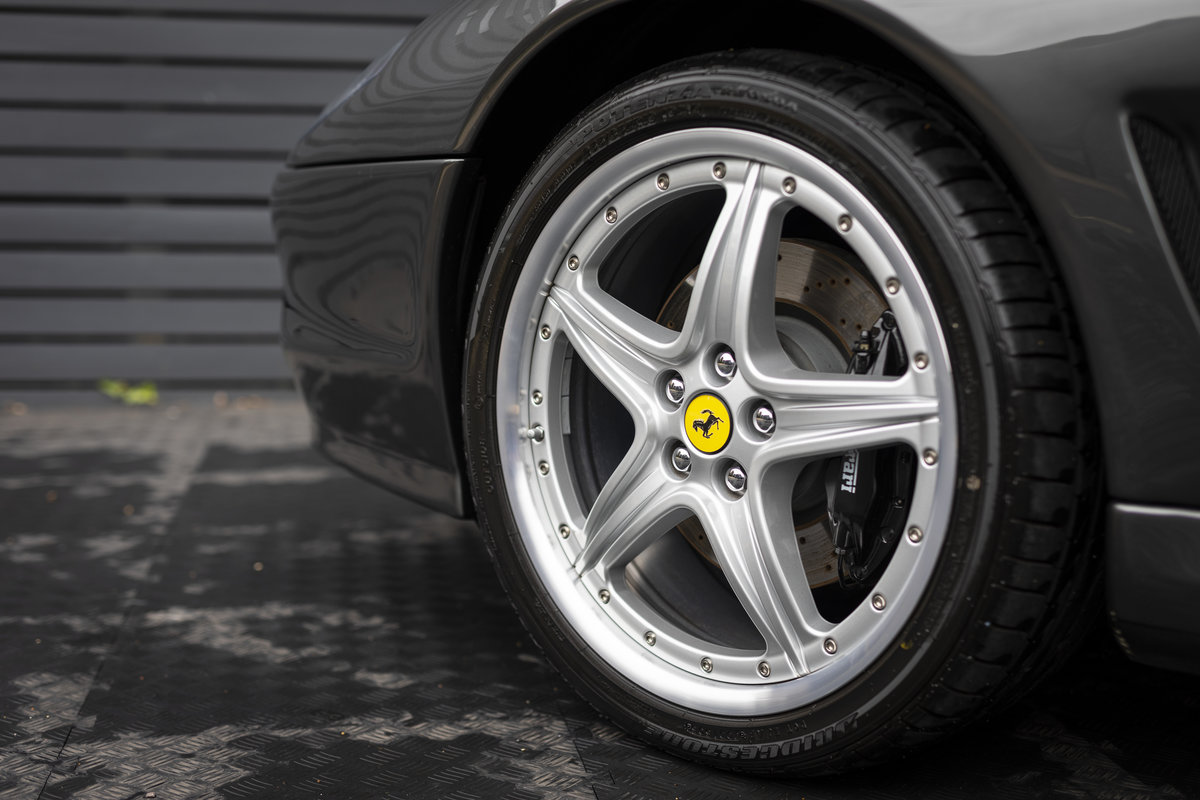 2005 FERRARI 575M ONLY 4100  MILES For Sale (picture 23 of 24)