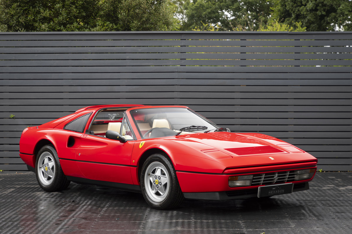 1989 FERRARI 328 GTS  ONLY 22250 MILES (ABS MODEL) For Sale (picture 1 of 23)