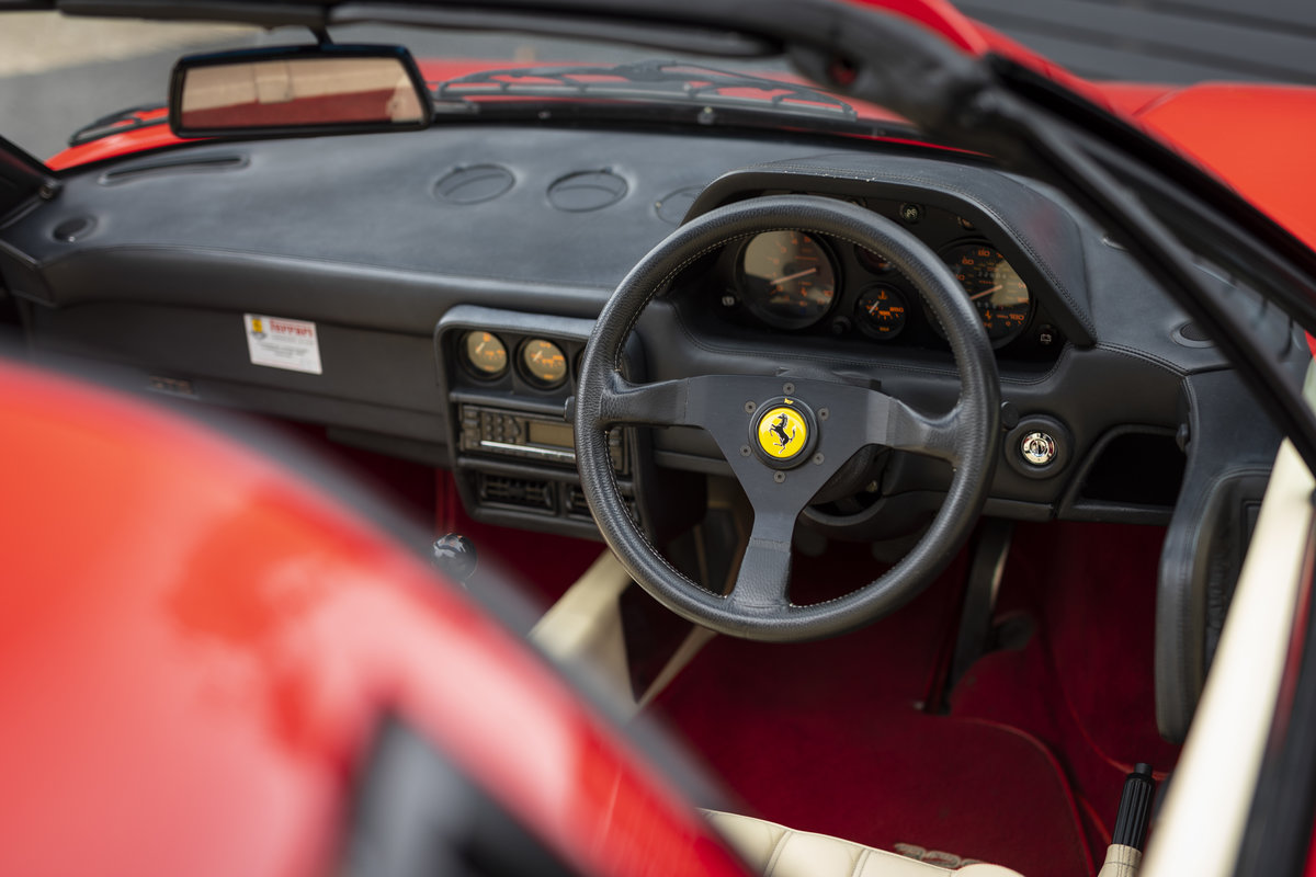 1989 FERRARI 328 GTS  ONLY 22250 MILES (ABS MODEL) For Sale (picture 7 of 23)