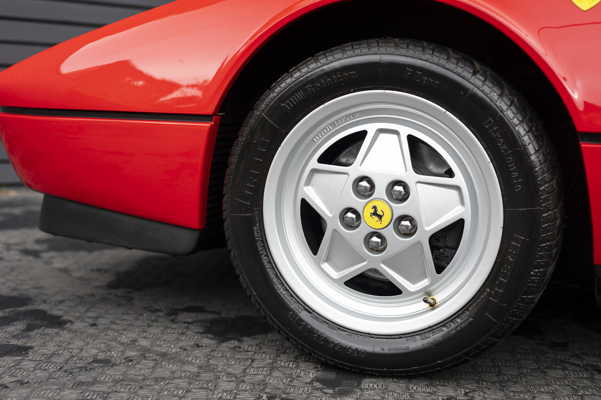 1989 FERRARI 328 GTS  ONLY 22250 MILES (ABS MODEL) For Sale (picture 17 of 23)