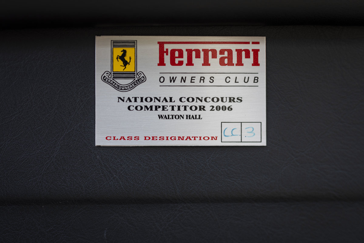 1989 FERRARI 328 GTS  ONLY 22250 MILES (ABS MODEL) For Sale (picture 21 of 23)