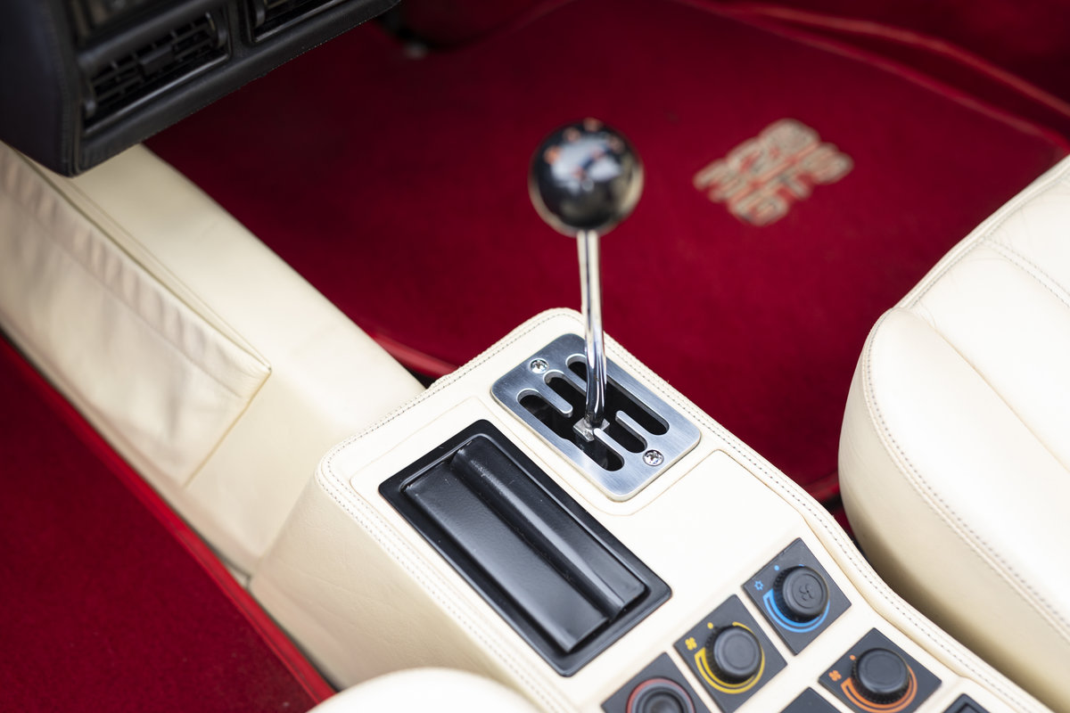 1989 FERRARI 328 GTS  ONLY 22250 MILES (ABS MODEL) For Sale (picture 22 of 23)