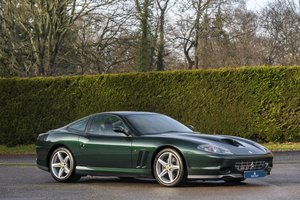 2002 Ferrari 575 Maranello - One of 69 UK RHD Manual  For Sale