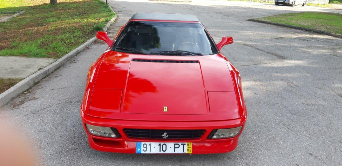 1992 Ferrari 348 TS For Sale (picture 3 of 6)