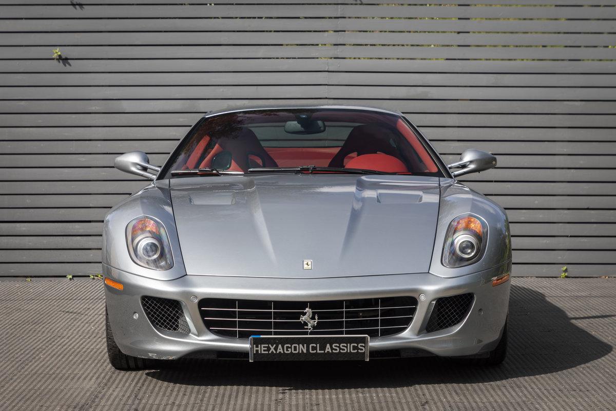 2009 Ferrari 599 GTB LHD SOLD (picture 4 of 22)