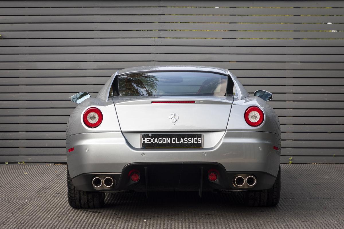 2009 Ferrari 599 GTB LHD SOLD (picture 5 of 22)