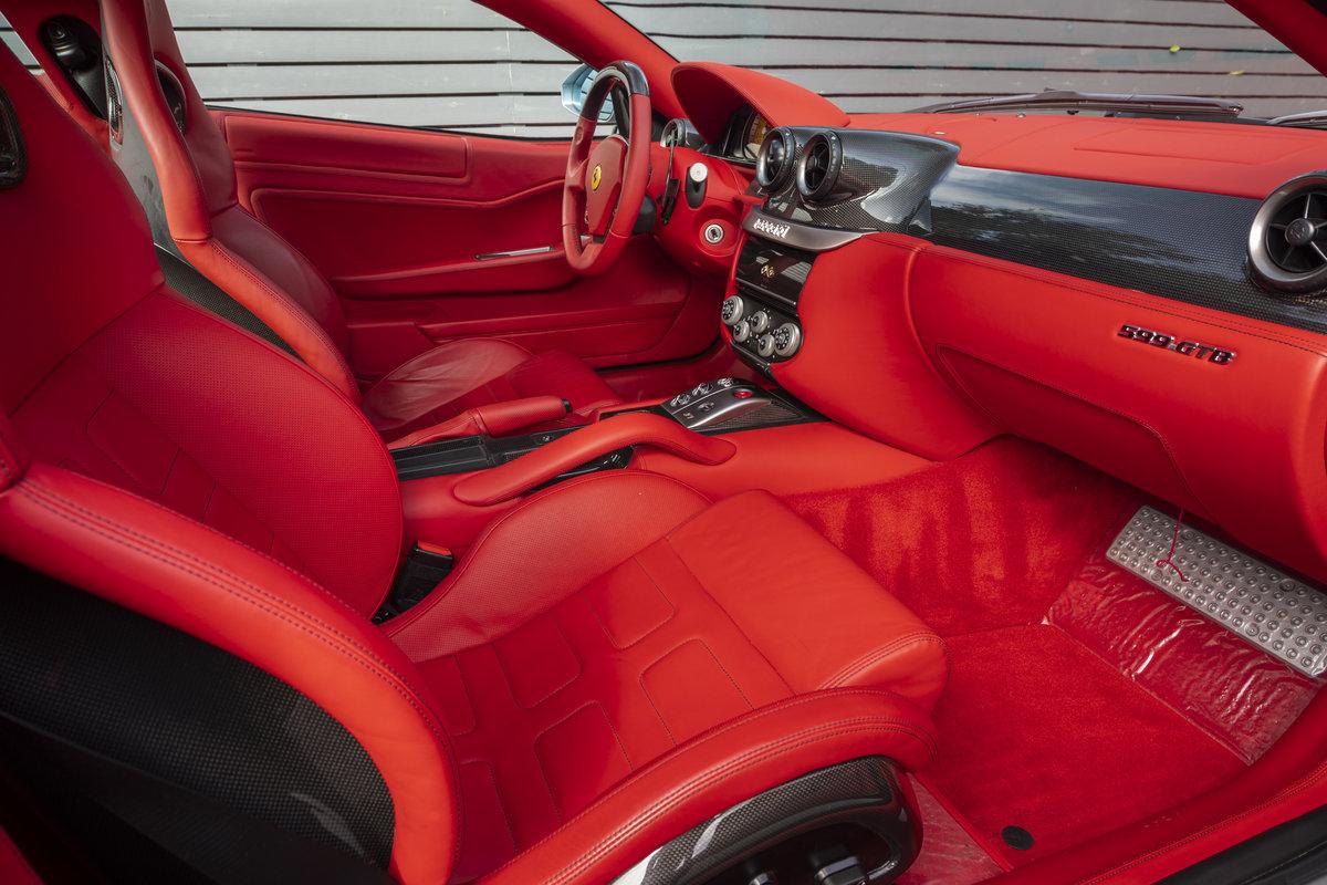 2009 Ferrari 599 GTB LHD SOLD (picture 7 of 22)