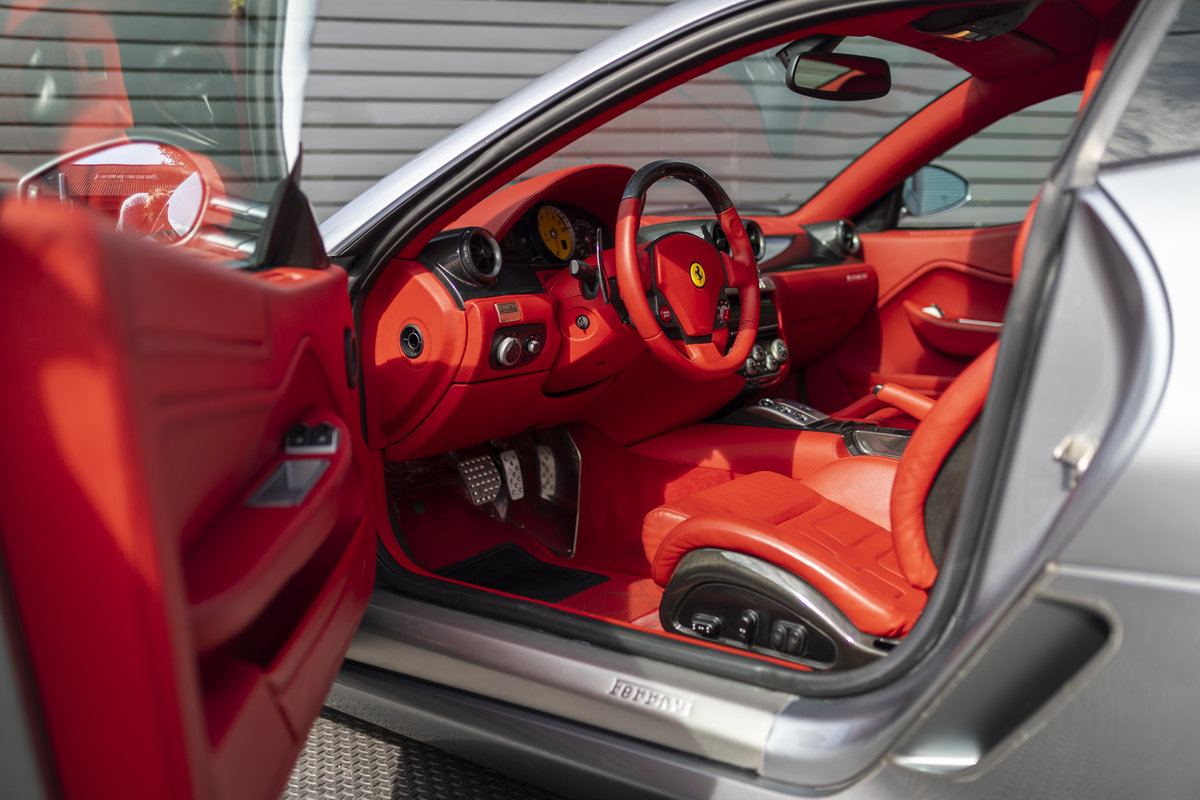 2009 Ferrari 599 GTB LHD SOLD (picture 8 of 22)
