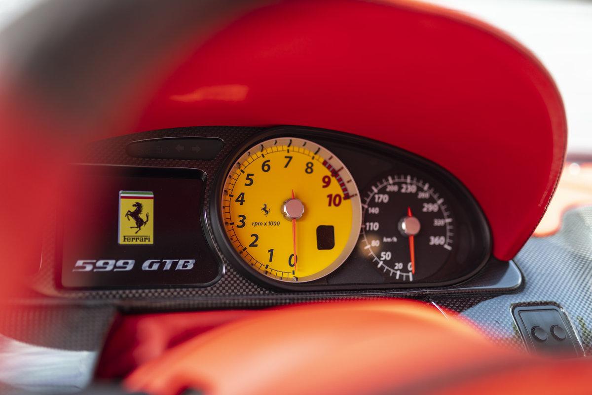 2009 Ferrari 599 GTB LHD SOLD (picture 16 of 22)