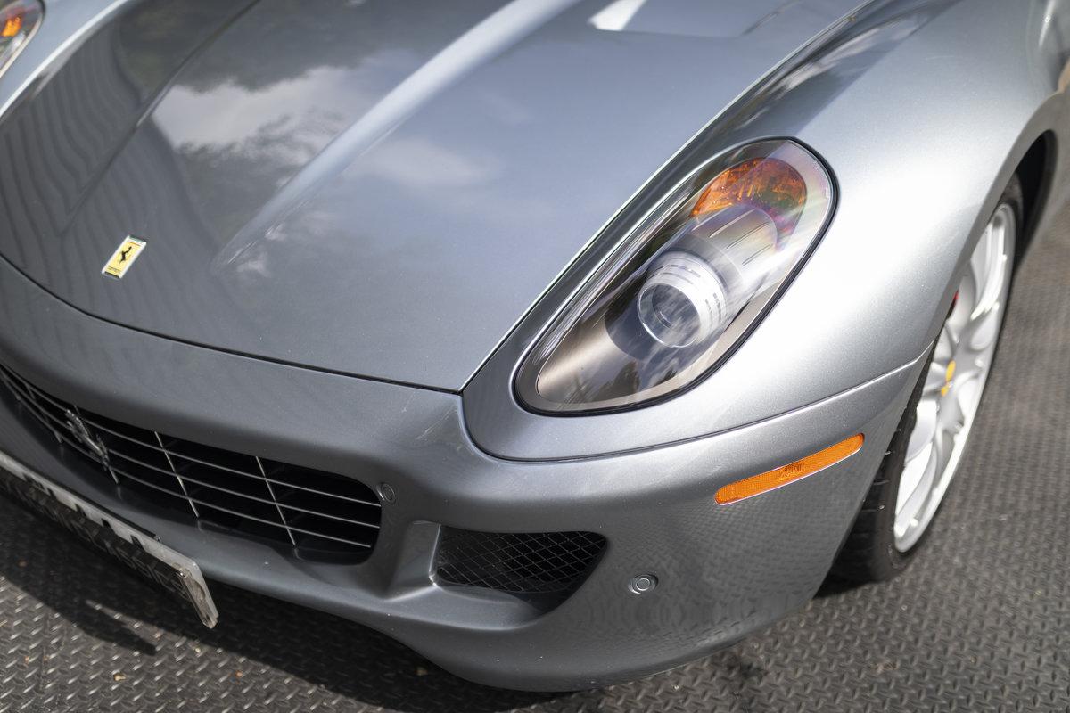 2009 Ferrari 599 GTB LHD SOLD (picture 18 of 22)